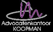 Logo Advocatenkantoor Koopman